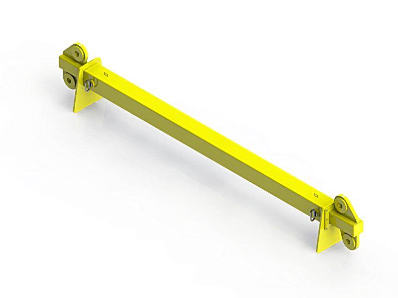 50T WLL 4000-6000 EXTENDABLE SPREADER BEAM » D O T  Engineering
