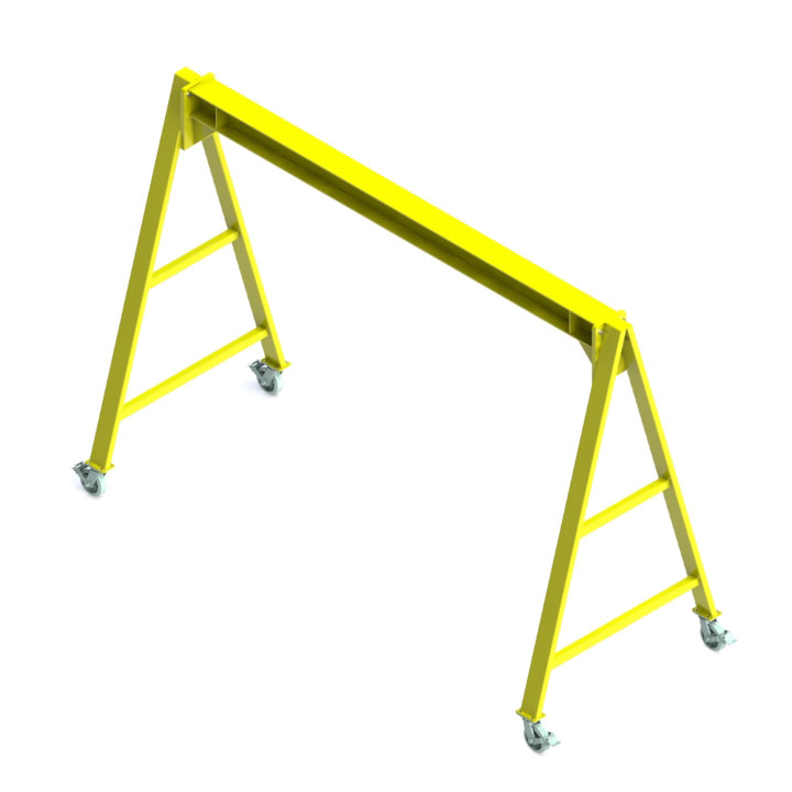 2t Mobile A Frame Gantry D O T Engineering